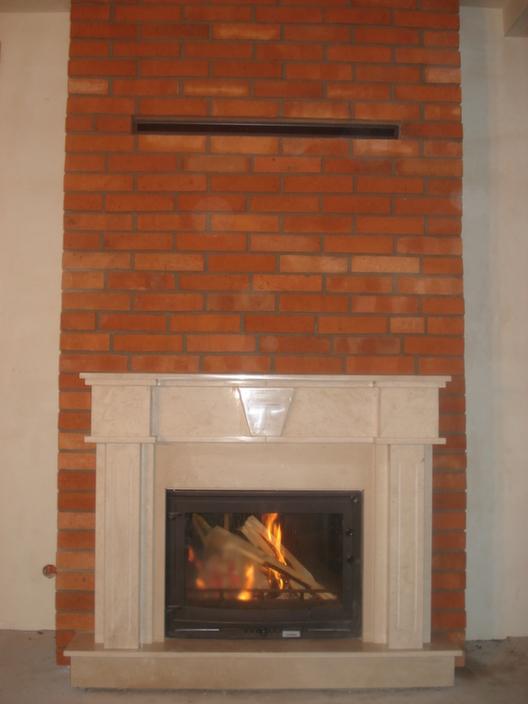 kominek portalowy Gliwice
